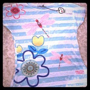 Other - Girls fun tshirt